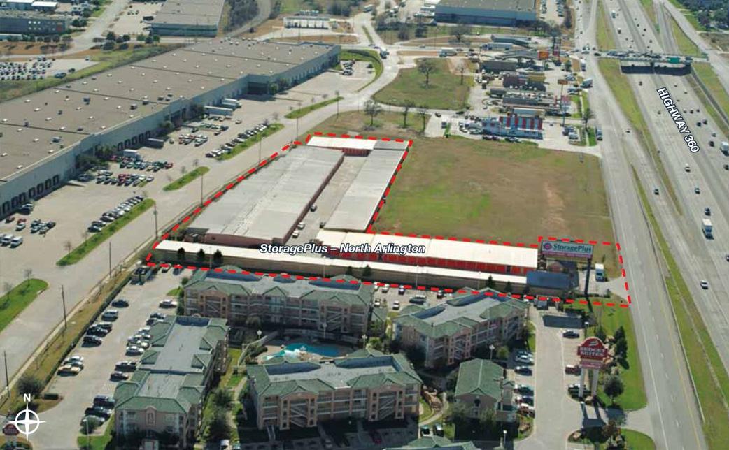 Storageplus Arlington 5b Investments 5b Investments