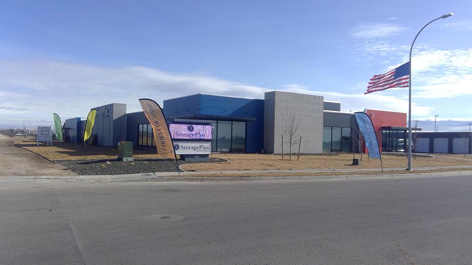 Storageplus Idaho Falls 5b Investments 5b Investments